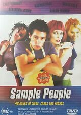 Drama Sample People Kylie Minogue Ben Mendelsohn Region 4 DVD in Good Condition