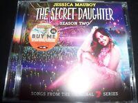 JESSICA MAUBOY Secret Daughter Season Two (Australia) Soundtrack CD – New