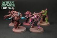 Chaos Space Marines Word Bearers Legion Gal Vorbak Warhammer 40K Missing arms