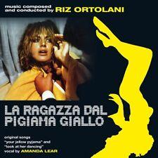 La Ragazza Dal Pigiama Giallo - Complete Score - Limited 500 - Riz Ortolani