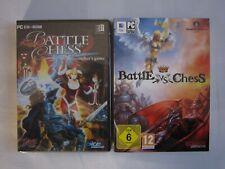 Battle Chess / Battle VS Chess - PC Spiele Sammlung - Neu