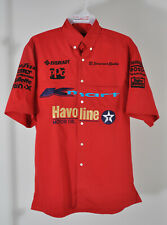 RARE NEW Newman Haas Indy Racing Team Pit Crew Collector's Shirt