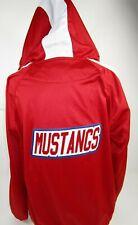 Mustangs Cheerleader Uniform Jacket Adult S Shelby Red White Srms Cheerleading