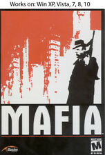 Mafia PC Video Game