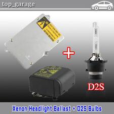 Xenon HID Headlight Ballast & Igniter & D2S 6000K Bulb for 2002-2008 BMW Z4 X5