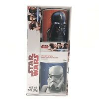 NEW Darth Vader & Stormtrooper Mug Gift Set with Double Chocolate Hot Cocoa Mix