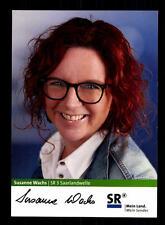 Susanne Wachs Autogrammkarte Original Signiert # BC 106027