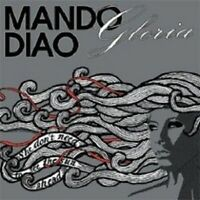 "MANDO DIAO ""GLORIA"" CD 2 TRACK SINGLE NEU"