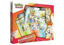 Pokemon Galar Collection Scorbunny/Zamazenta