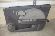 2006 Saturn Ion Level 3 Right Front Inner Door Cover Panel Grey Passenger Trim