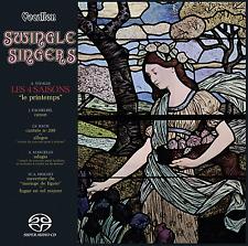 Swingle Singers - The Four Seasons  [SACD Hybrid Multi-channel] - CDLK4606