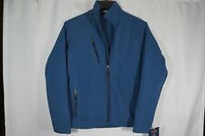 Port Authority Soft Shell Womens Jacket M 8 - 10 New with Tag Blue