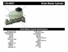 Brake Master Cylinder-Rear Disc Centric 130.44031 fits 2000 Toyota Solara