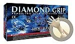 Diamond Grip Gloves - Size Extra Large - Full  Case (10 boxes of 100)