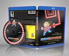 MAN VS SNAKE - Region Free Blu-ray