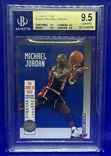 Michael Jordan 92-93 Skybox Olympic Team #USA11 BGS 9.5 GEM MINT Quad 9.5!!!!