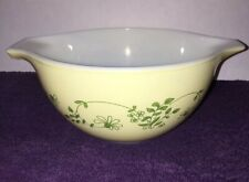 Pyrex Green Ivy Shenandoah Cinderella Bowl - # 441