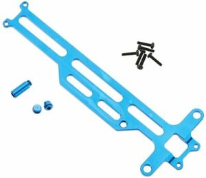 Dromida #DIDC1103 Chassis Brace Aluminum Blue - BX MT SC 4.18 - New in Package