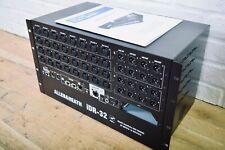 Allen & Heath IDR-32 mix engine iLive digital mixer near MINT cond.-church owned
