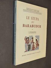 le stupa du Barabudur C Sivaramamurti PUF et musée Guimet 1961