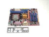 Biostar K8M800-M7A Micro ATX 754 AMD Motherboard w/ 1.6 GHz Sempron CPU - TESTED