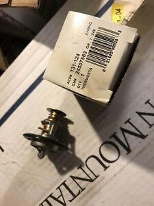 131-124 AC Delco Thermostat New for Chevy Olds Cutlass Chevrolet GM 24507563
