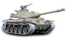 Heng Long Funkfernsteuerung RC Panzer Walker Bulldog 1/16 Pro 6.0v BB & IR UK