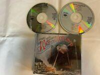 War of the Worlds  Jeff  Wayne's version  2 CD Digital Pack