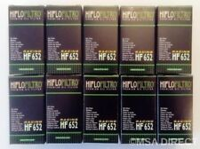 KTM 350 XC-F (2012 to 2013) HIFLOFILTRO FILTRO DE ACEITE (HF652) X Paquete De 10