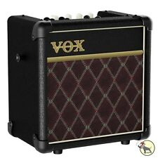 Vox MINI5 Rhythm Modeling 5-Watt Battery Powered Guitar Combo Amplifier Classic