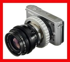 @ PRO Adapter FUJI X Mount X-T1 X-A1 X-E2 X-PRO1 -> CINEMA PRODUCTS Lens Ultra @
