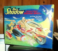 The Shadow Movie Serpent Bike Shiwan Khan '94 Kenner  New in Package