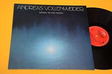ANDREAS VOLLENWEIDER LP DOWN TO THE MOON ORIG OLANDA EX CONTEMPORARY AVANT GARDE