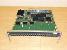 Cisco WS-X6524-100FX-MM Catalyst 6000 6500 24-Port 100BASE-FX Switch Module