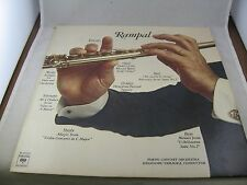 Rampal Flute Music Mozart Haydn Gluck Bach & More Columbia Vintage Record LP