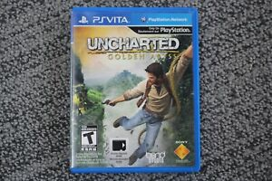 Uncharted Golden Abyss (Sony PlayStation Vita, 2011)