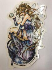 """New """"Del's Terra Fairy"""" Sticker / Decal"""