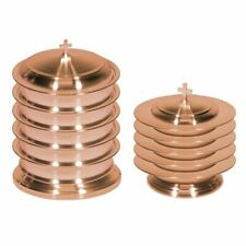 Copper Plated Stainless Steel Communion Ware Set - Regency Collection