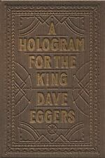 Dave Eggers~A HOLOGRAM FOR THE KING~SIGNED 1ST WITH RARE LABEL~NICE COPY