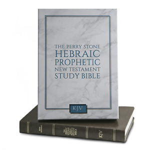 Perry Stone Hebraic Prophetic New Testament Study Bible – Standard Edition