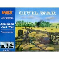 Imex 507 - Accessories (American Civil War) - 1:72