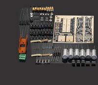 Audio Monitor Type Adjustable Multiple HiFi Preamplifier Pre-Amp DIY Kit