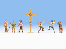 Plus 45874 voie TT ,Randonneurs avec sommet de croix # Neuf Emballage d'origine