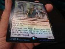 Risen Executioner FOIL x1 Pack to sleeve NM Free Shipping Canada!