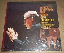 Klemperer FRANCK Symphony in D minor - Angel S 36416 SEALED