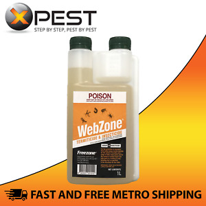 Webzone Termiticide & Insecticide 1L - Similar to Out of Bounds