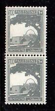 Two Palestine (British Mandate) Stamps Issued 1927. Mi: 62A; SG: 97