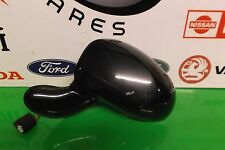 CHEVROLET SPARK 2005-2010 N/S LEFT ELECTRIC WING MIRROR IN GREY