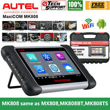 Global Autel MK808 OBD2 Scanner Scan Tablet Key Coding IMMO Auto Diagnostic Tool