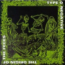 Type O Negative - Origin Of The Feces  Remastered [CD]